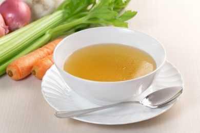 Instant Pot Easy Vegetable Stock