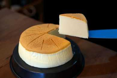 Instant Pot Japanese Cheese Cake