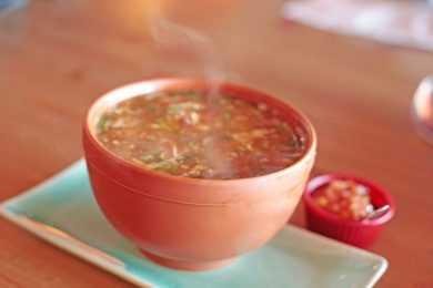 Instant Pot Manchow Soup