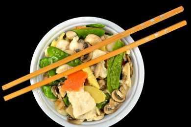 Instant Pot Moo Goo Gai Pan