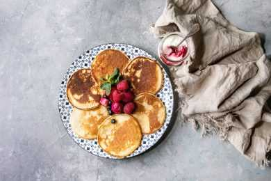Instant Pot Pancake Bites