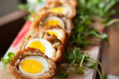 Instant Pot Scotch Eggs