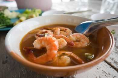 Instant Pot Seafood Prawn Stock