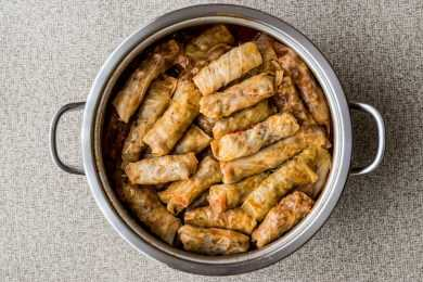Instant Pot Cabbage Rolls