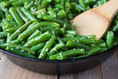 Instant Pot Simple Green Bean