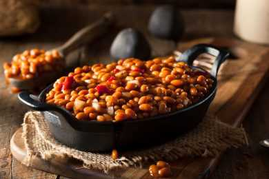 Instant Pot Smoky Barbecue Beans
