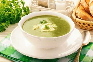 Instant Pot Spinach and Feta Cheese Soup