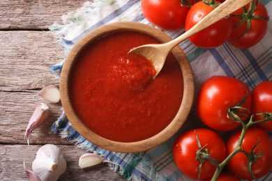 Instant Pot Tomato Sauce Base for Gravies & Soups
