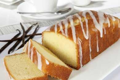 Instant Pot Vanilla Cake