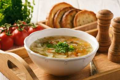 Instant Pot (another) Vegetable Soup