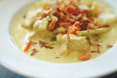Instant Pot Vietnamese Chicken Curry