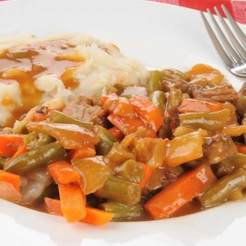 Instant Pot pot roast dinner idea