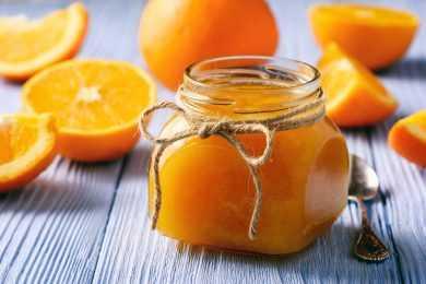 Instant Pot Orange Jam
