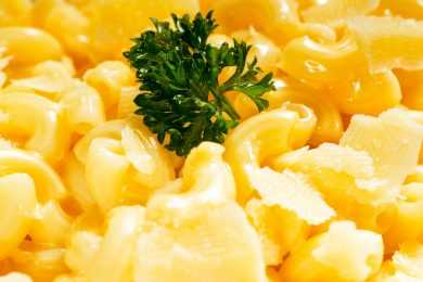 Instant Pot Mac and Cheese Made with Ricotta