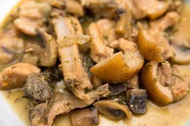 Instant Pot Pork Chop Suey