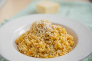 Instant Pot Potato Risotto