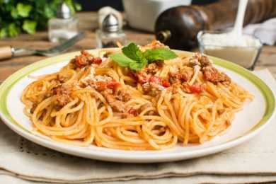 Instant Pot spaghetti bolognese dinner ideas