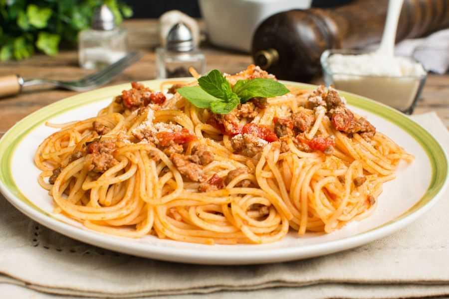 Instant Pot spaghetti bolognese dinner ideas