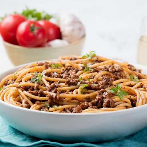 Pressure Cooker Gluten Free Pasta