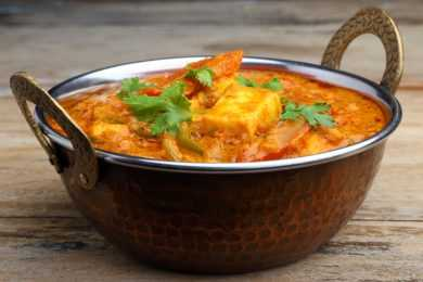 Instant Pot Buttery Tofu Curry
