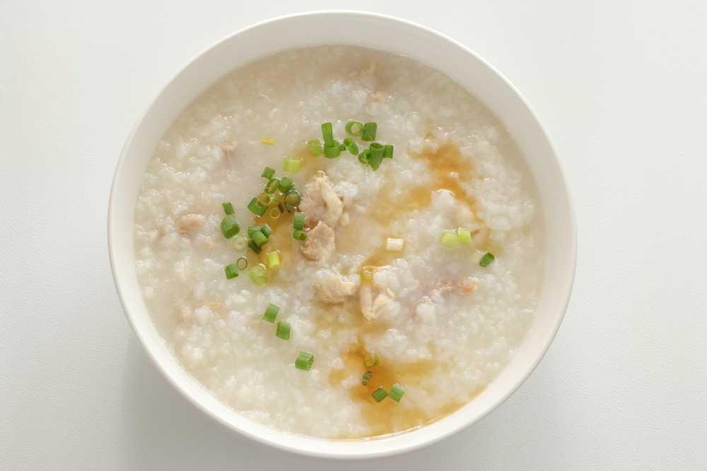 Instant Pot Chicken Congee Corrie Cooks