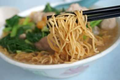 Instant Pot Chinese Noodle Soup