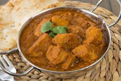 Instant Pot Goan Pork Vindaloo