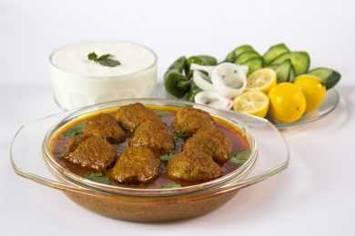 Instant Pot Indian Beef Koftas