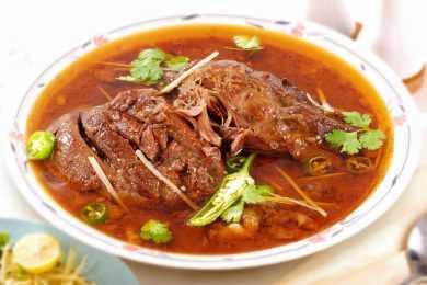 Instant Pot Indian Beef Nihari