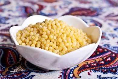 Instant Pot Israeli Couscous