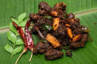 Instant Pot Kerala Beef Fry