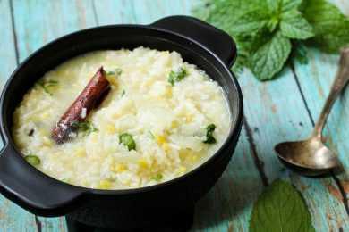 Instant Pot Khichdi/ Pongal