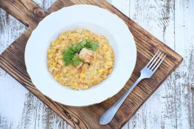 Instant Pot Lentil Risotto