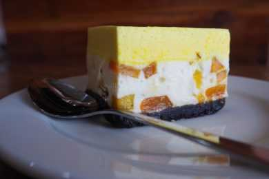 Instant Pot Mango Chilli Cheesecake