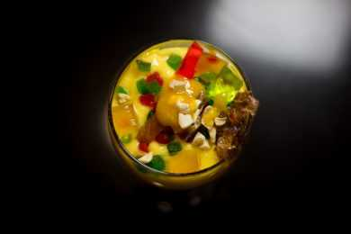 Instant Pot Mango Mastani