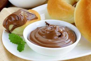 Instant Pot Nutella Crème Brûlée