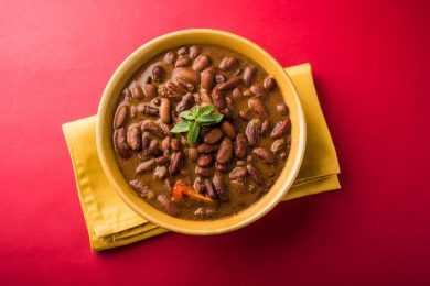 Instant Pot Red Beans & Sour Cream Soup