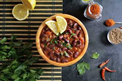 Instant Pot Red Kidney Beans Curry/ Rajma Masala