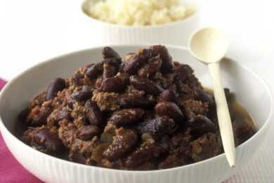 Instant Pot Texas-Style Chile Con Carne