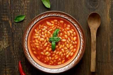 Instant Pot Tomato White Beans