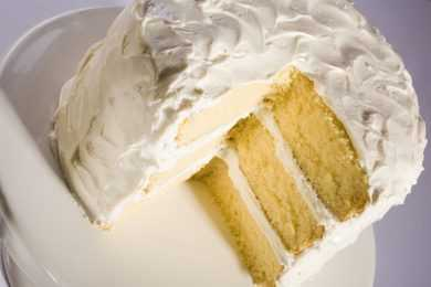 Instant Pot Yellow Cake