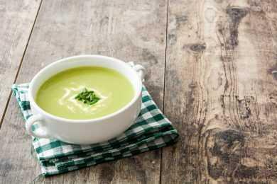 Instant Pot Zucchini Soup