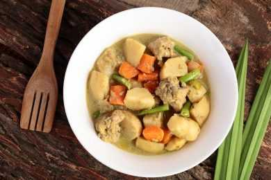 Instant Pot Beef and Vegetable Stew