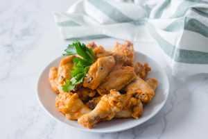 Instant Pot BBQ Chicken Wings