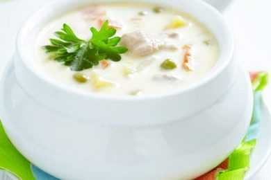 Instant Pot Creamy Mushroom & Chicken Soup