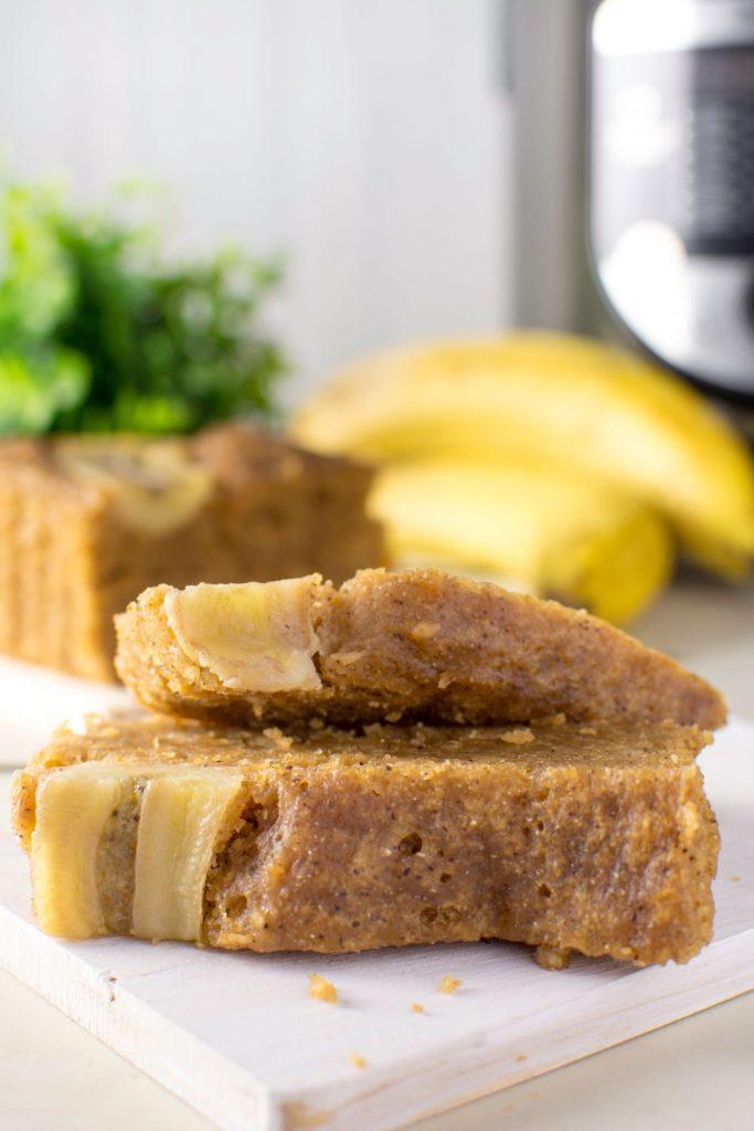Instant-Topf Bananenbrot pinterest