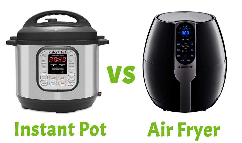 Instant Pot Vs Air Fryer Which One Is Better Corrie Cooks