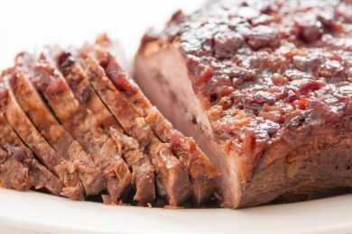 Instant Pot Braised Beef Brisket