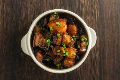 Instant Pot Caramelized Pork
