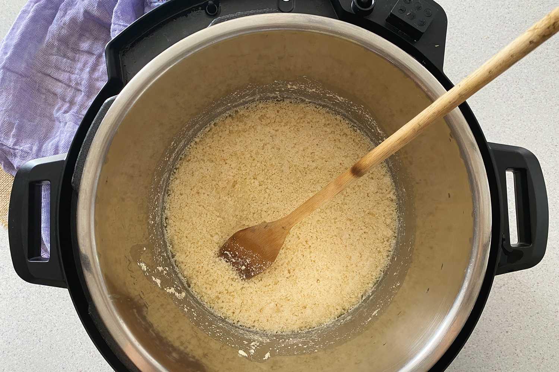 Instant Pot Ricotta